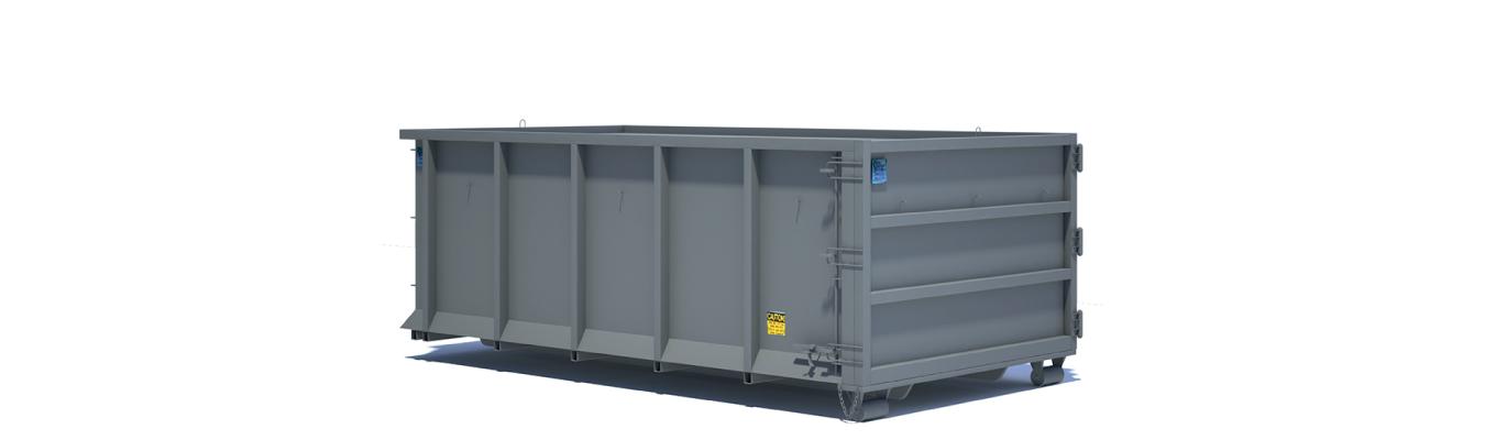 15-yard-dumpster
